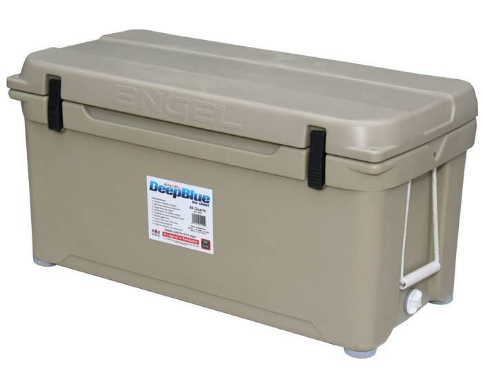 Ice Box Cooler : Sailboatstuff engel usa deepblue ice chest