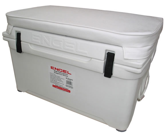 Sailboatstuff Engel Usa Ice Cooler Accessories Seat Cushions And Bait Trays