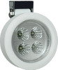 C2-107 PowerLED Hanging Mount Floodlights by Imtra Marine Lighting
