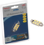 Festoon SV8.5 LED Replacement Bulbs by Imtra Marine Lighting