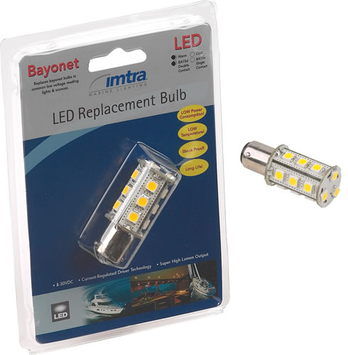 IM ILTW1142 SMW 1LG imtra marine lighting x beam g4 side bi pin warm or cool white led  at readyjetset.co