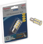 Tower B15d Double Contact Bayonet LED Replacement Bulbs by Imtra Marine Lighting