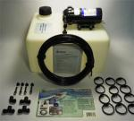Custom Marine Mister Kit with Pump and Tank by Mist-er-Comfort