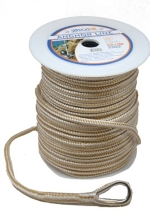 Premium Double Braided Nylon Anchor Line by Sea-Dog