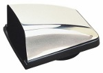 Stainless Steel Compact Cowl Vent with Base by Sea-Dog