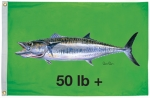 Taylor Made Products Carey Chen King Mackerel 50 Offshore Boat Flag