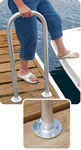 Taylor Made Products StepSafe Dock Hand Rail