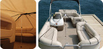 Pontoon Boat Cover Support System by Taylor Made Products