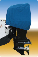 Custom Outboard Motor Hoods by Taylor Made Products